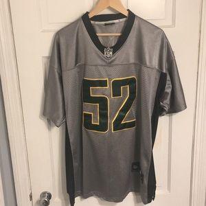 CLAY MATTHEWS 52 Greenbay Packers Jersey